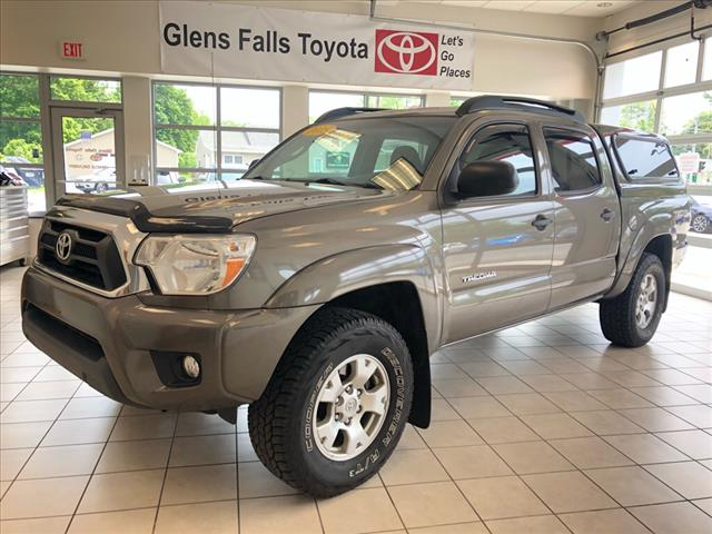 Certified Pre-Owned 2015 Toyota Tacoma V6