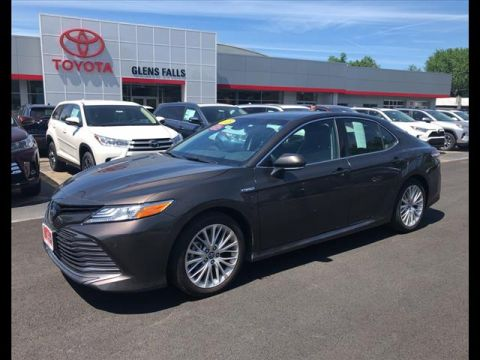 Certified Pre-Owned 2018 Toyota Camry Hybrid LE FWD Sedan