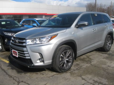 Certified Pre-Owned 2018 Toyota Highlander BSE AWD