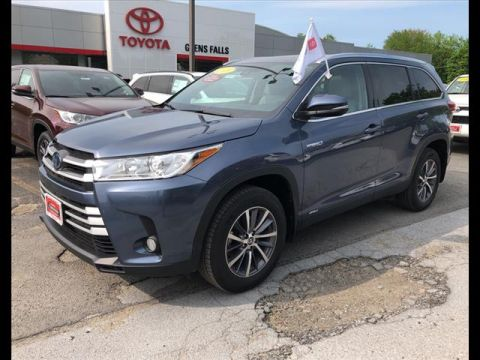 Certified Pre-Owned 2019 Toyota Highlander Hybrid XLE