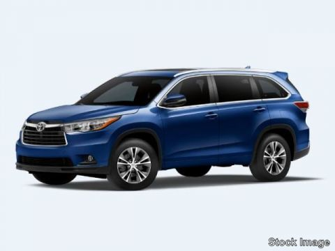 Certified Pre-Owned 2015 Toyota Highlander XLE AWD