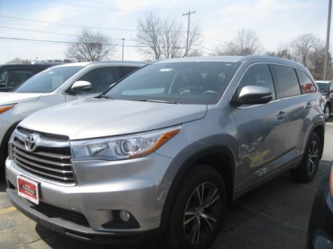 Certified Pre-Owned 2016 Toyota Highlander XLE AWD