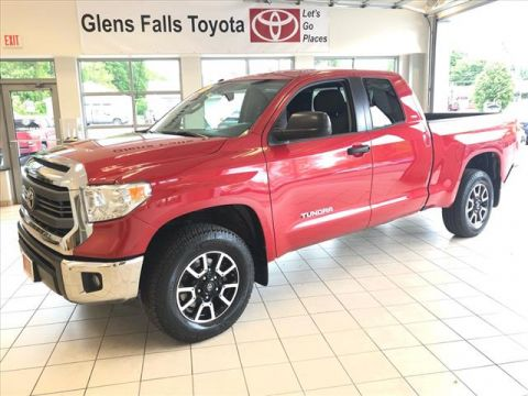 Certified Pre-Owned 2014 Toyota Tundra SR5 TRD Off-Road
