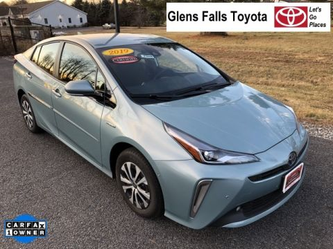 Certified Pre-Owned 2019 Toyota Prius LE AWD-e